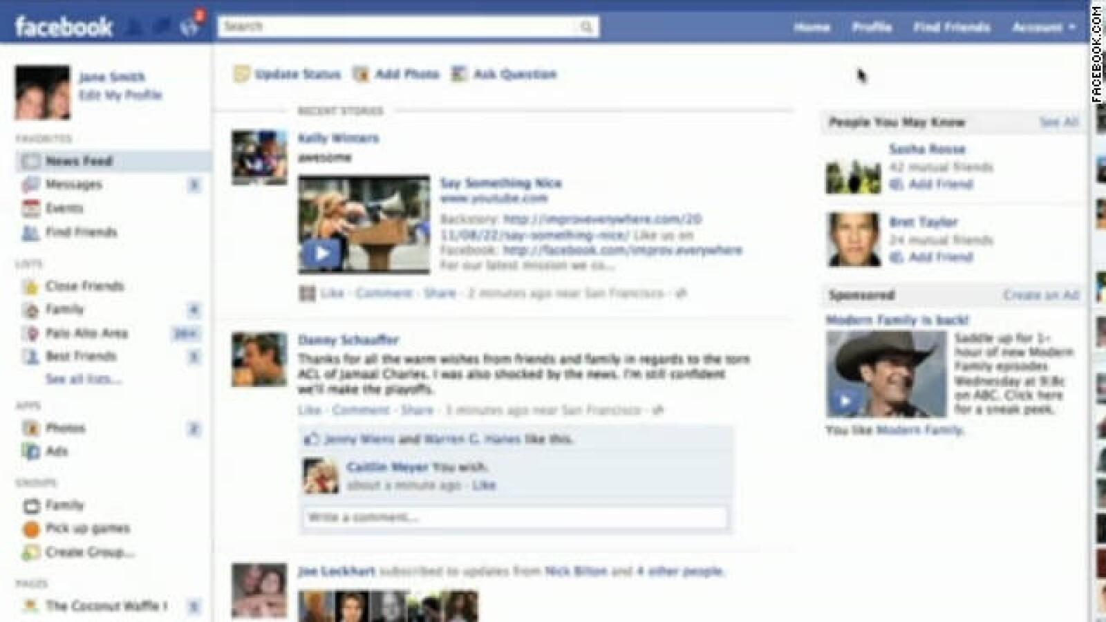 septiembre 2006 facebook