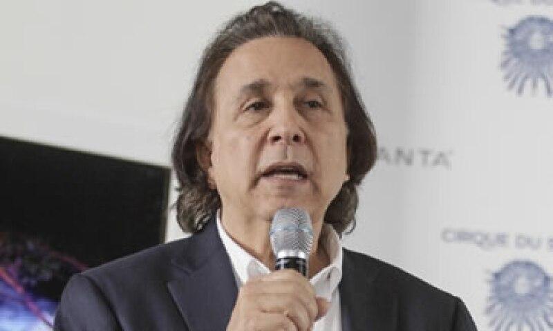 El fundador de Grupo Vidanta, Daniel Chávez, también participa en el sector de bienes raíces. (Foto: Cuartoscuro)