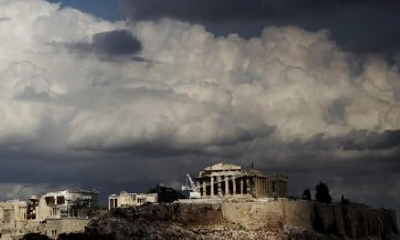 Las contracciones económicas en Grecia y España podrían empeorar  si la crisis en la eurozona no se mantiene bajo control.   (Foto: AP)