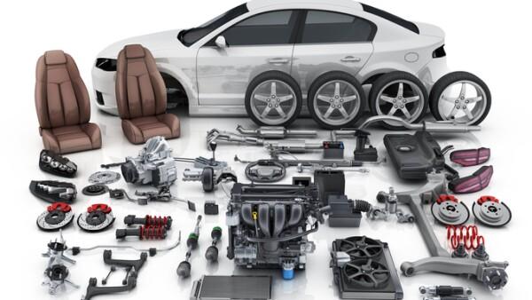 Componentes de automóvil