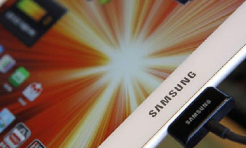 La tableta Galaxy es considerada como el más cercano competidor de la iPad.  (Foto: Reuters)