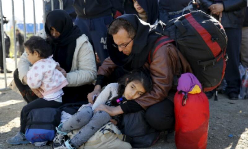 El conflicto en Siria ha dejado más de 4 millones de refugiados. (Foto: Reuters)