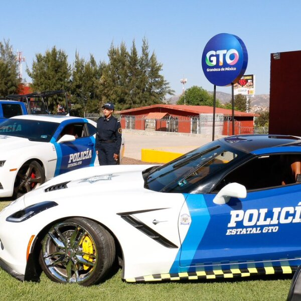Policía de Guanajuato