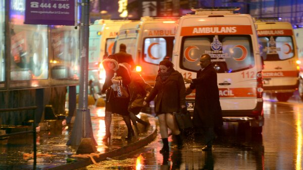 Ataque en Turquía