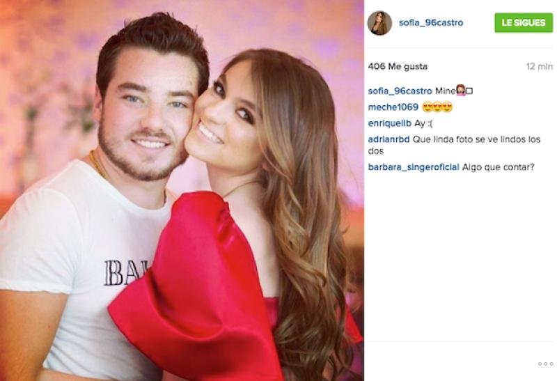 Tras estar separados por algún tiempo, la actriz retomó su relación con Jorge Álvarez y así lo hace saber en Instagram.