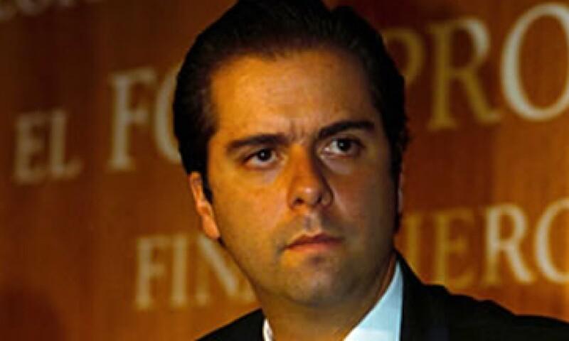 Arrigunaga Gómez del Campo asumirá la presidencia de la ABM en el marco de los trabajos de la 76 Convención Bancaria. (Foto: Archivo)