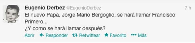 Varios comentarios de Eugenio Derbez desataron varias críticas.