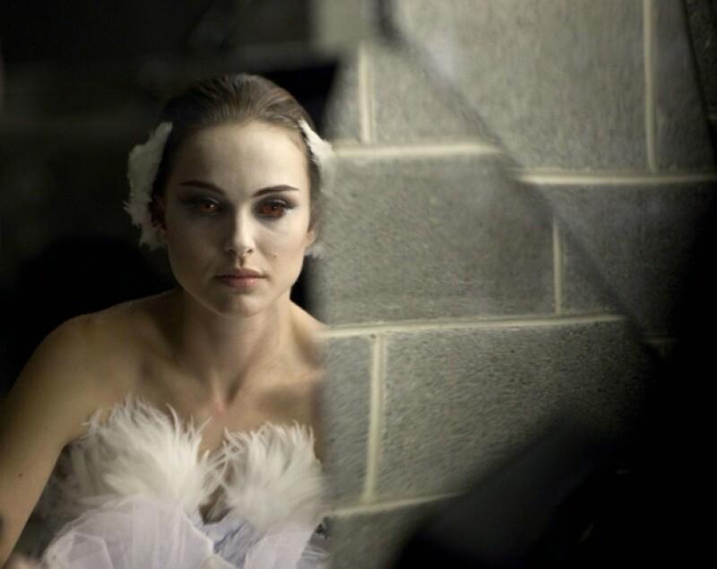 Con una angustiante trama, Natalie Portman dio una de sus mejores actuaciones en Black Swan.
