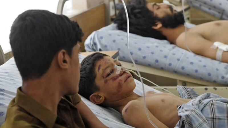 afganistan civiles violencia