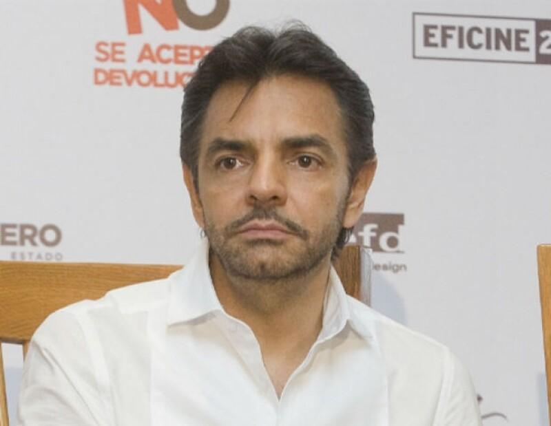 """Su papel en """"No se aceptan devoluciones"""" ha catapultado al actor mexicano a la fama."""