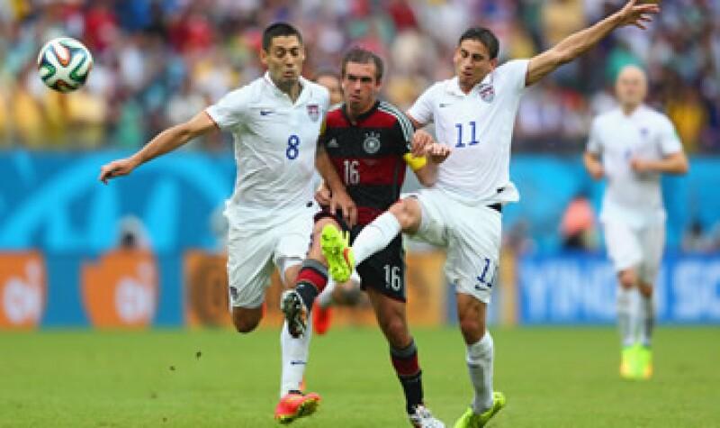 Alemania y Estados Unidos lograron su pase a la segunda fase del Mundial. (Foto: Getty Images)