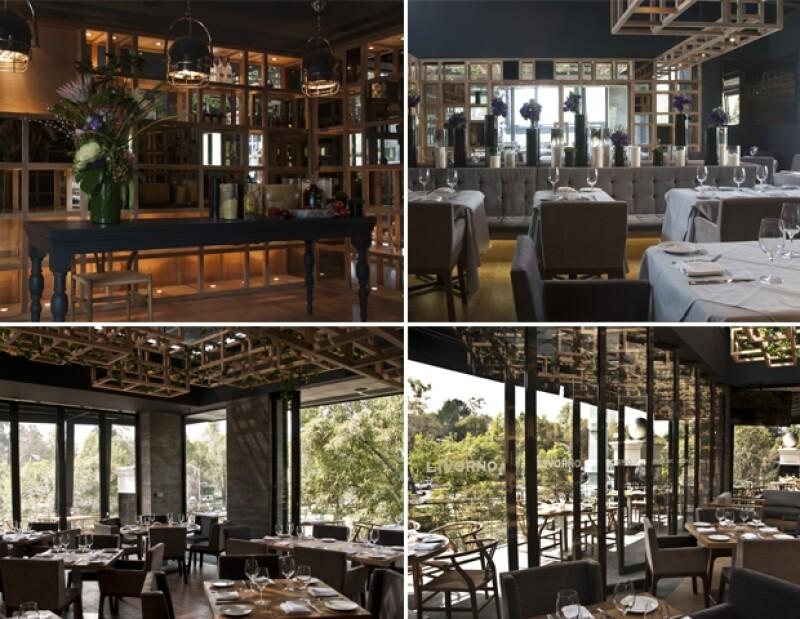 El chef es la estrella del nuevo restaurante Livorno de Polanco; su propuesta es atrevida para los comensales aventureros dispuestos a despertar sus sentidos.