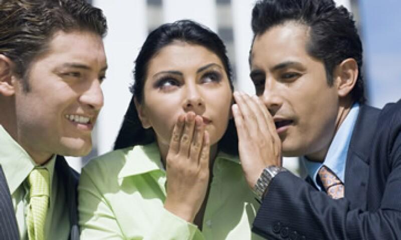 Las fugas de información de una empresa pueden provenir de empleados insatisfechos.(Foto: Photos to Go)