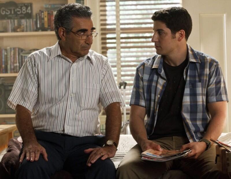 En American Reunion el personaje de Jason Biggs se casa y tiene hijos.