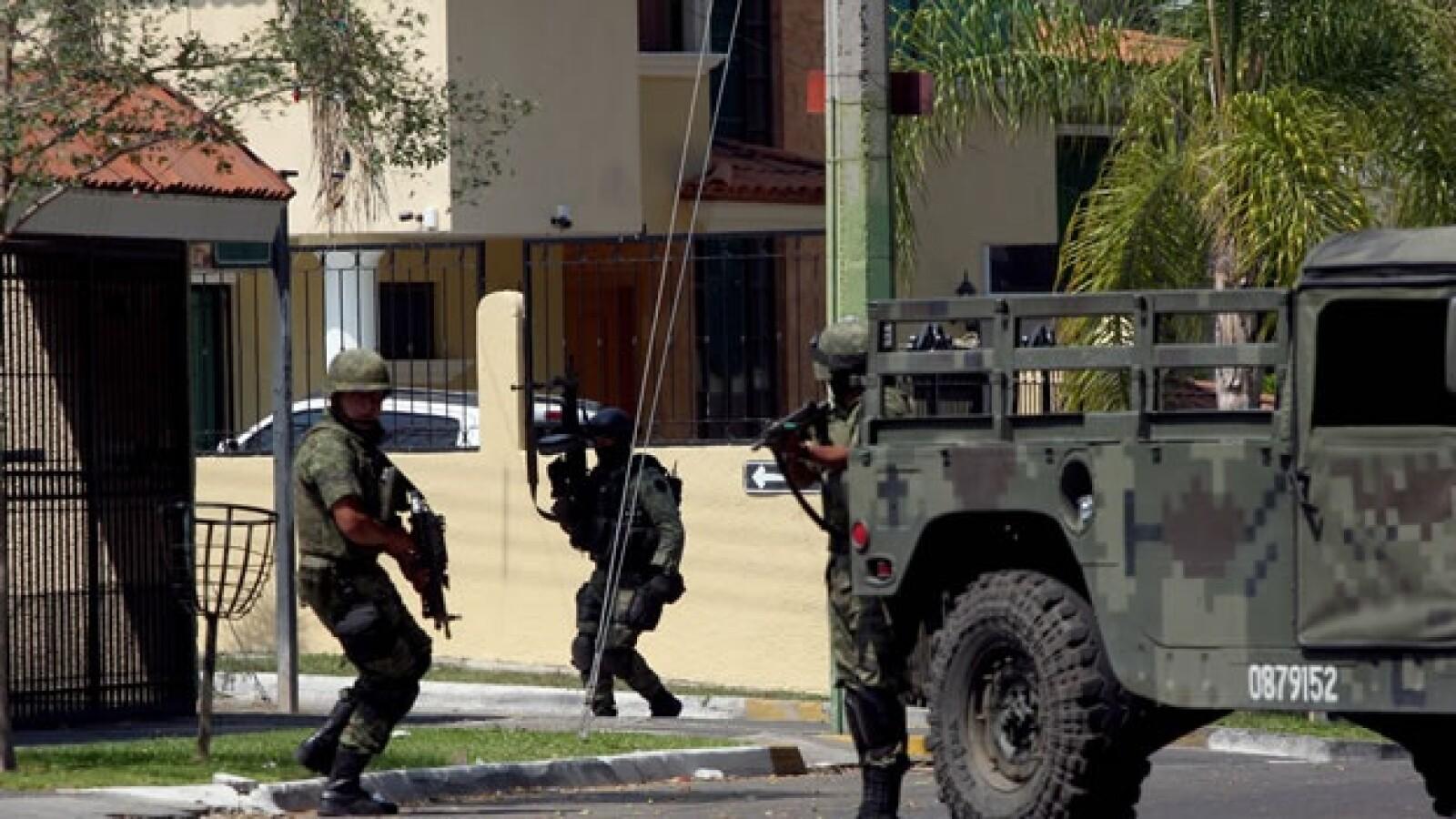 Jalisco bloqueos narcos