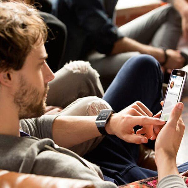 El Galaxy S5 cuenta con Download Booster, una innovadora tecnología Wi-Fi para aumentar la velocidad de datos mediante la unión de Wi-Fi y LTE simultáneamente.