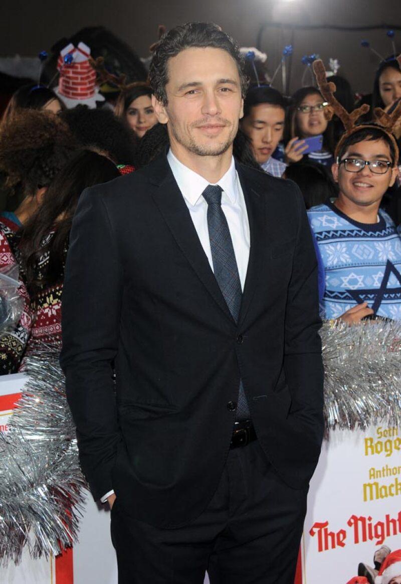 James Franco inició en la serie Freaks & Geeks.