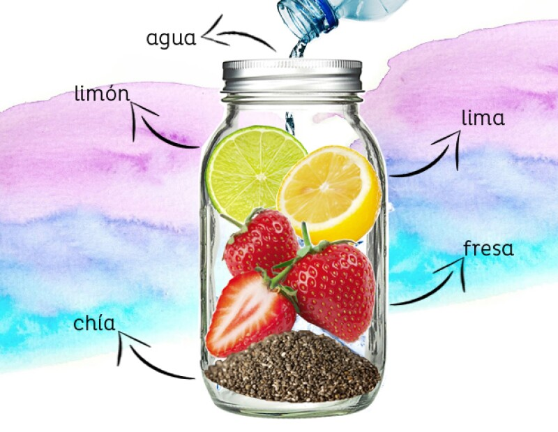 Es momento de dejar de tomar bebidas con mucha cafeína y mucha azúcar. Estas infusiones harán que tu piel esté más limpia y sana que nunca. ¡Pruébalas!