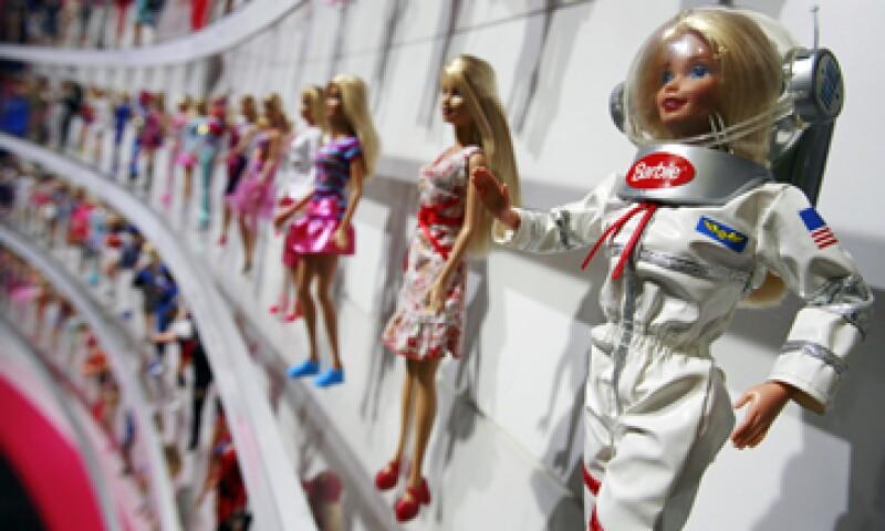 Mattel fabrica un 74% de sus productos en China. (Foto: AP)