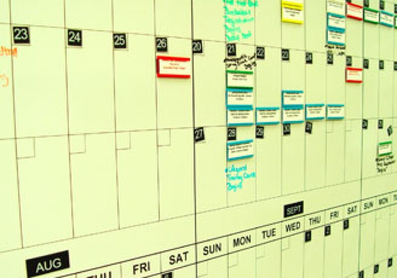 Administrar los turnos y las bajas dentro de la empresa ayuda a mantener la productividad y calidad. (Foto: Cortesía: SXC)