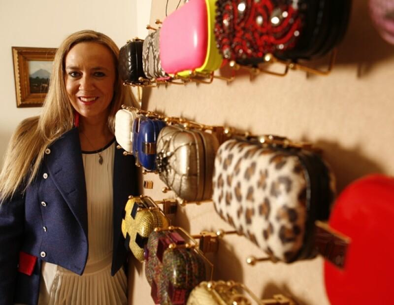Marisa Abedrop asegura que el estilo del famoso creativo es `pop-chic´.