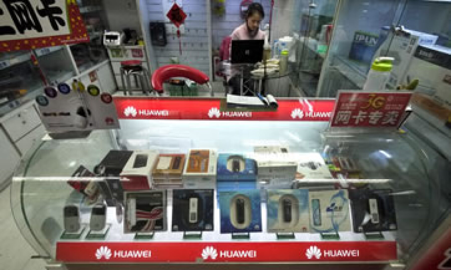 Huawei Technologies registró su sistema operativo para operar en México, entre otros países.