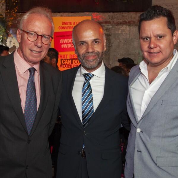 Franz Josef, Ing. Aguilar Calvo, Nacho Aguado