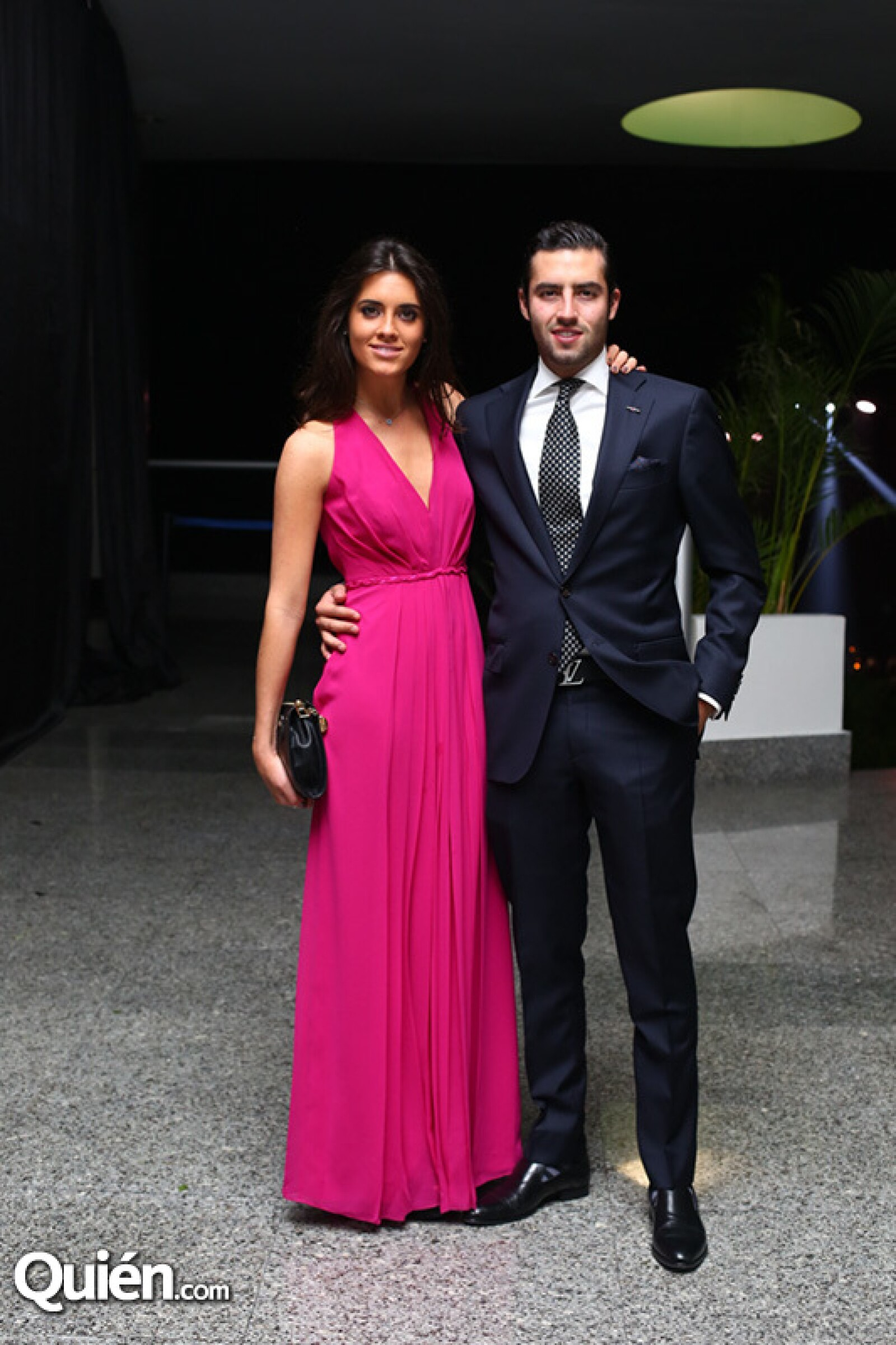 Ana Paula Igartua y Jorge Arozarena