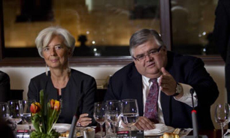 Agustín Carstens dijo que la crisis latinoamericanas en la década de los ochenta pueden ser un punto de referencia para resolver la situación actual. (Foto: Carlos Aranda/Mondaphoto)