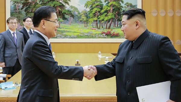 La cumbre entre Corea del Norte y Corea del Sur renueva la esperanza de paz