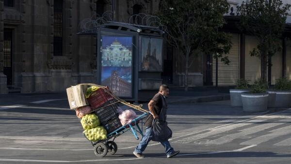 MEXICO-HEALTH-VIRUS