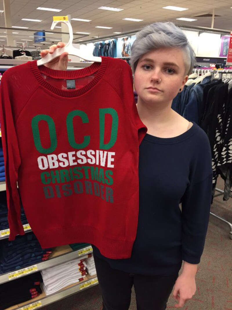 Navidad está a la vuelta de la esquina y los aparadores se están llenando de productos de temporada. Sin embargo, Target ha lanzado a la venta esta pieza que no tiene muy contentos a sus clientes.