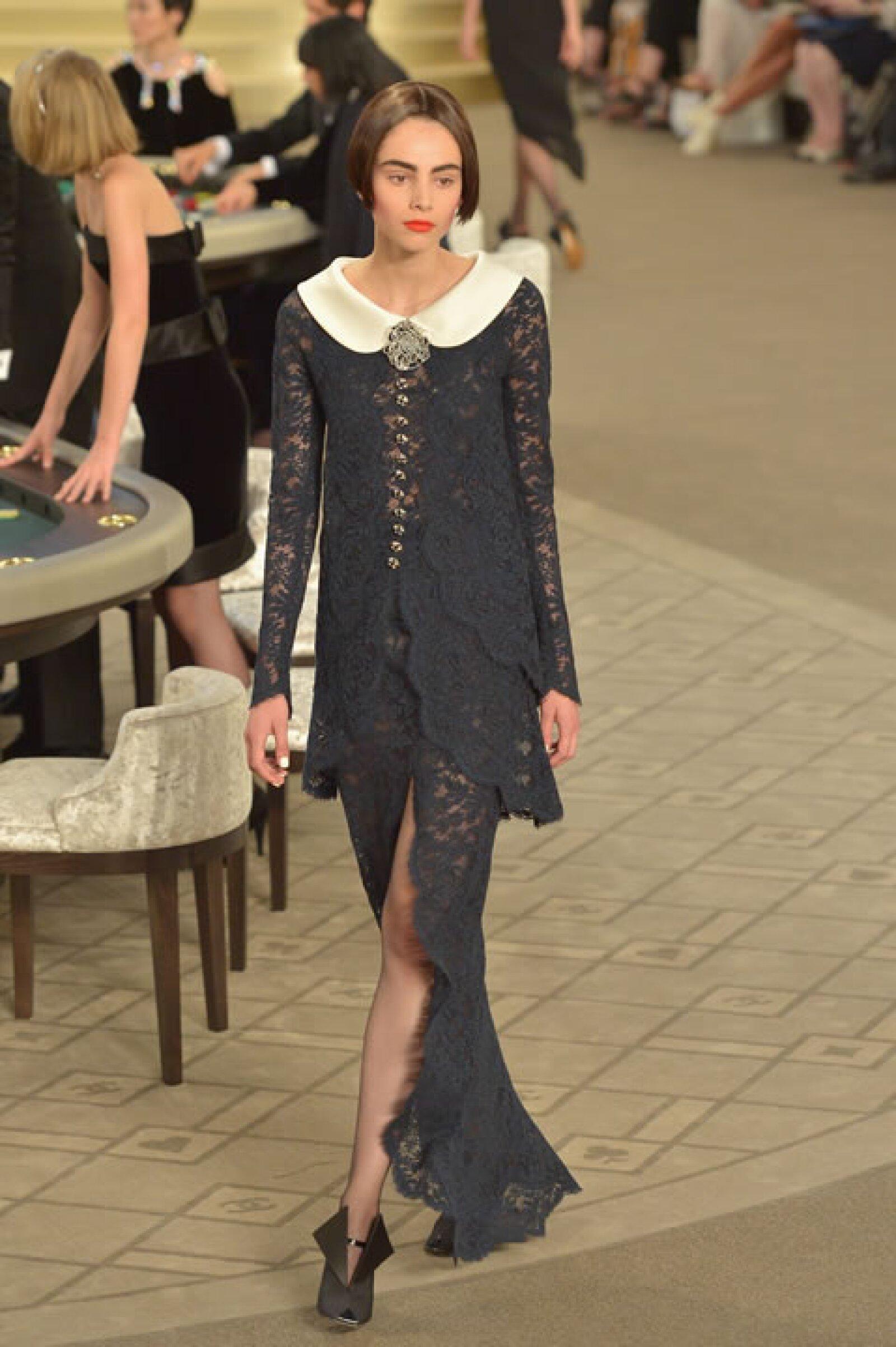 Chanel Haute Couture Otoño-Invierno 15/16