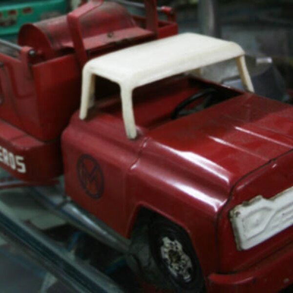 Las fábricas Juguetes Mi Alegría y Ensueño manufacturaban productos para el mercado nacional.