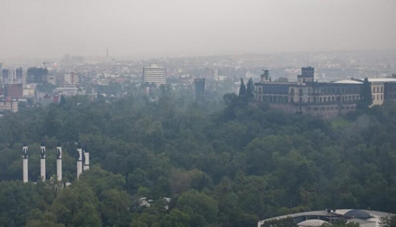 lluvias Ciudad de México