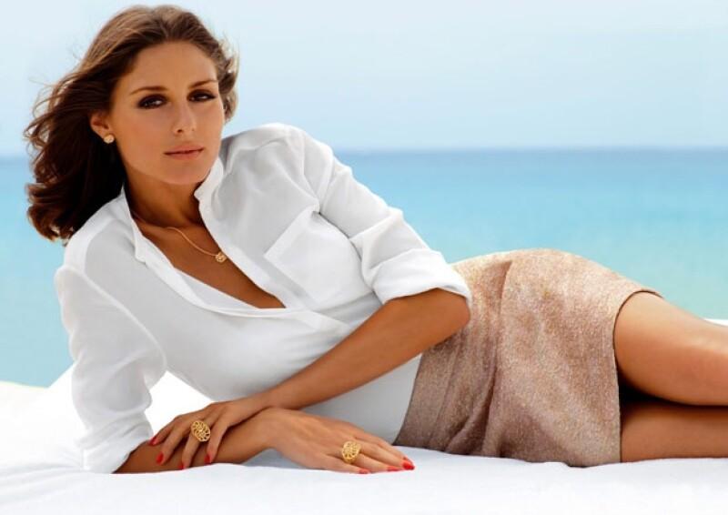 Olivia ha sido reconocida como una de las mujeres mejor vestidas en el mundo.