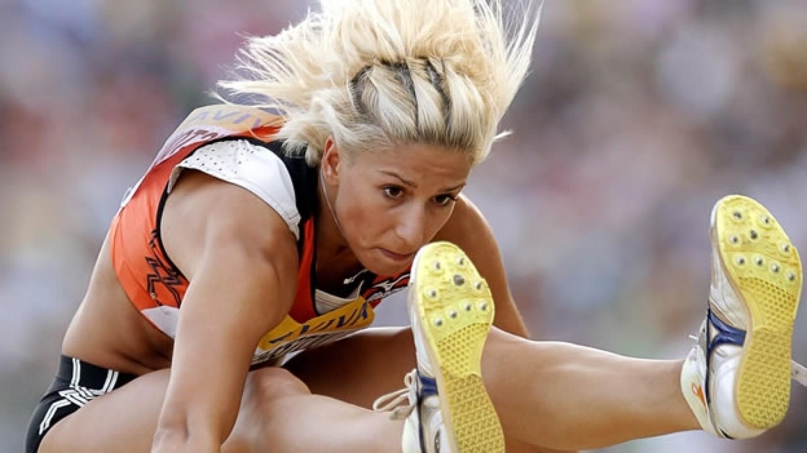 Paraskevi Papachristou, atleta griega