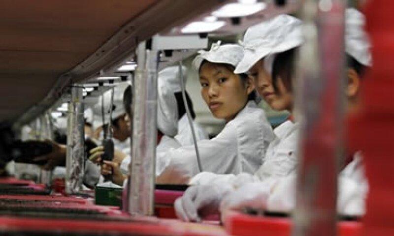 Apple indicó que apoya las recomendaciones laborales en las fábricas de Foxconn. (Foto: Reuters)