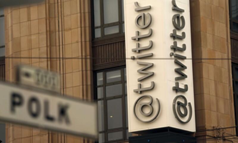 Las acciones de Twitter suben 4% en las operaciones tras el cierre del mercado. (Foto: Reuters)