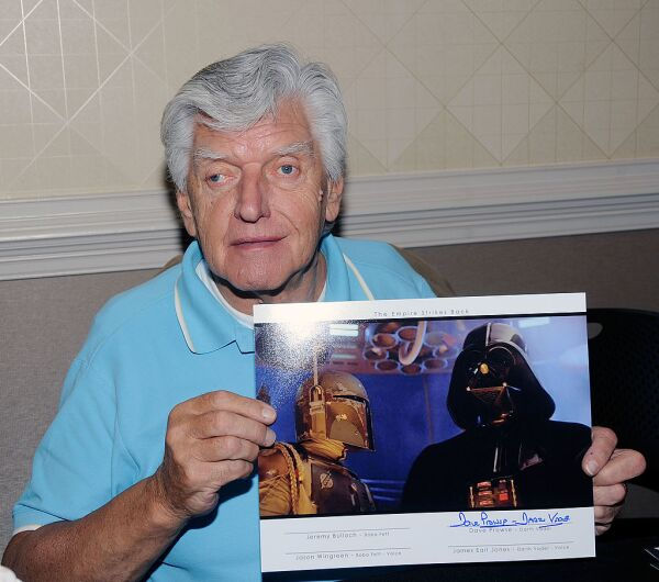 Dave Prowse.