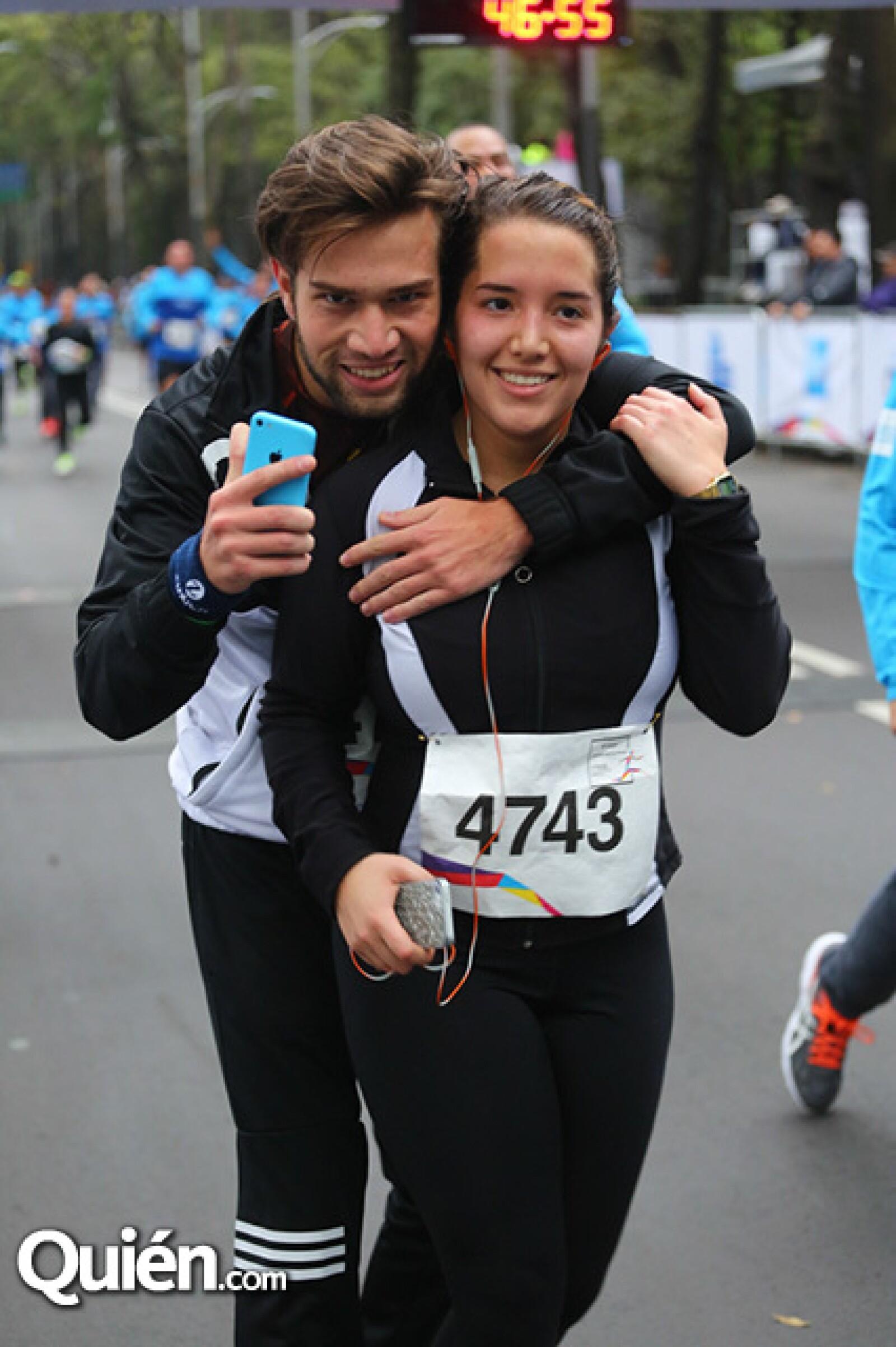 José Eduardo Fierro y Andrea Pérez Gil