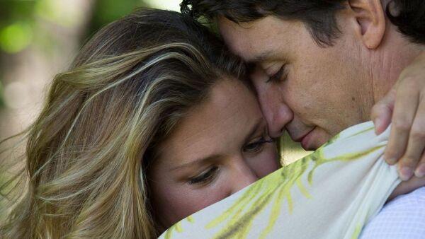 Justin Trudeau y Sophie Grégoire