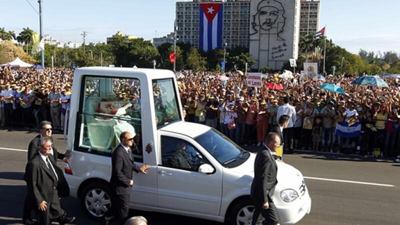 PAPA, CUBA