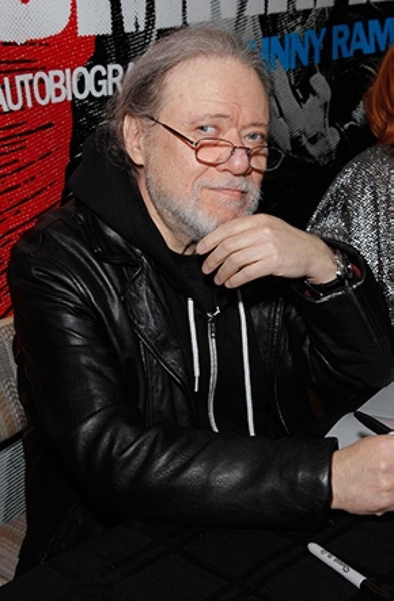 El último miembro original de la banda y uno de los fundadores de uno de los grupos del punk-rock más emblemáticos de la historia, murió de cáncer en su casa en Nueva York a los 62 años.