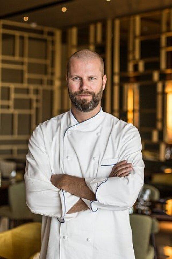 Chef Sydney Schutte (Foto: Cortesía)