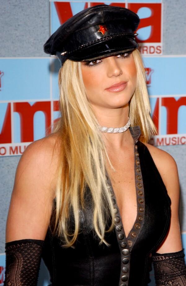 Britney Spears 2002 Fiddler Cap