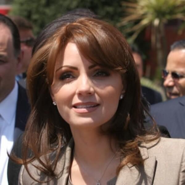Angélica Rivera, La Gaviota