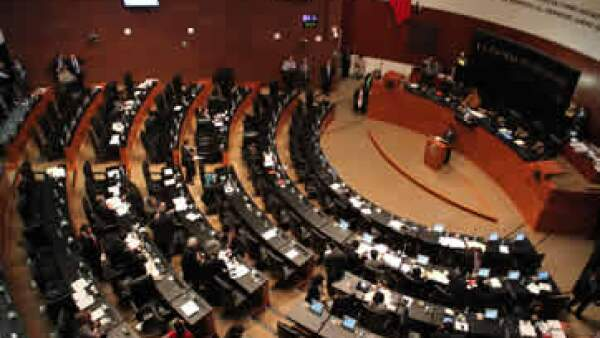 La minuta fue aprobada impulsada por los senadores del PRI y del PAN. (Foto: Cuartoscuro)