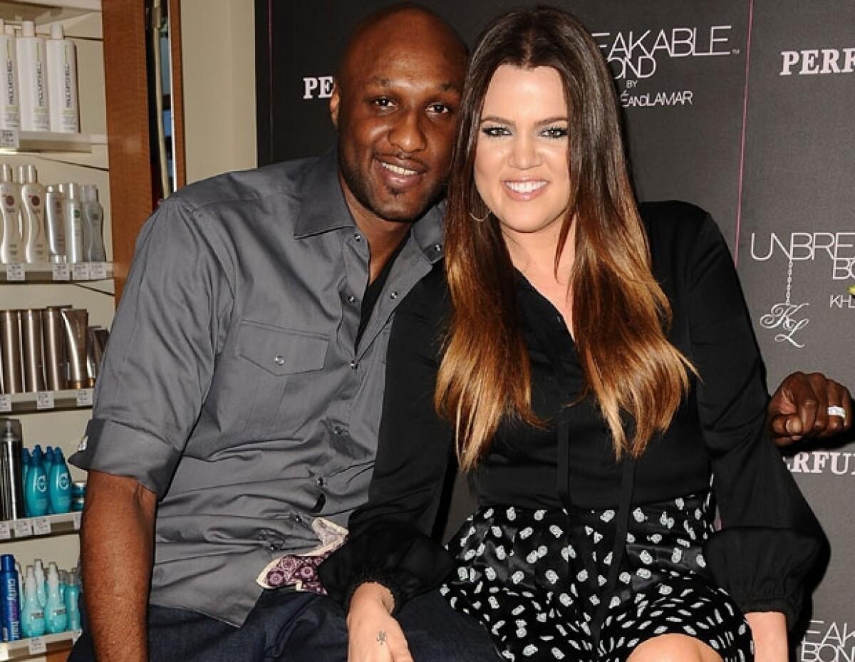 Una revista asegura que Lamar le fue infiel a Khloe