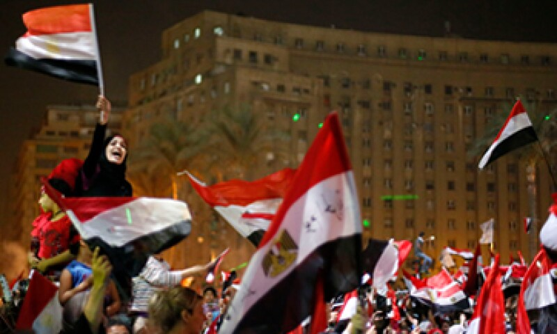 El ejército de Egipto impuso un nuevo gobierno interino y anunció que convocará a elecciones. (Foto: Reuters)